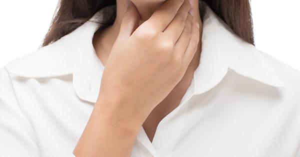 Hashimoto Symptome, Schilddrüse