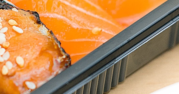 Jod bei Hashimoto, Sushi, Algen, Fisch