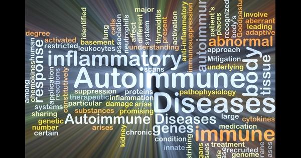 Autoimmunerkrankungen Ursachen - Hintergrund - (c) Depositphotos @kgtohbu