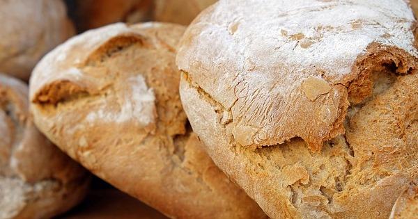 Glutenunverträglichkeit Symptome - Brot und Brötchen