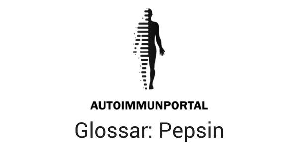 Pepsin, Worterklärung, Definition