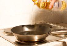 Was ist das beste Öl zum Kochen und Braten?