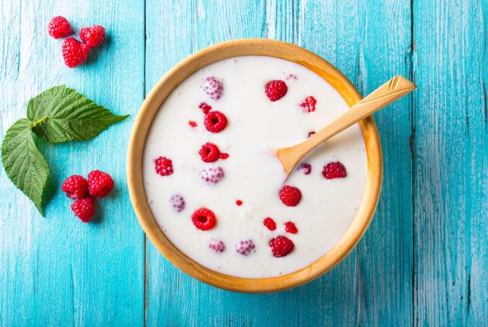 Frozen Joghurt 3 Zutaten Rezept