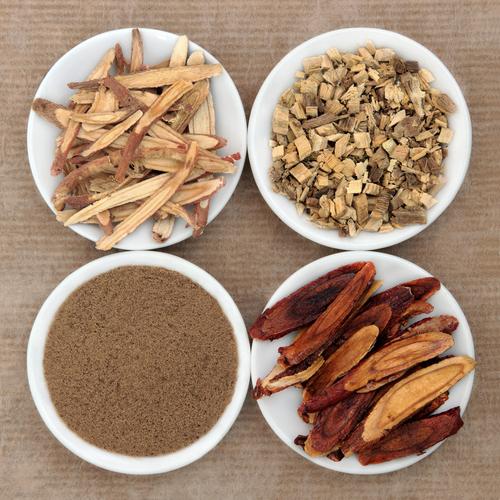 Süßholz wurzel gemahlen, gestückelt, granuliert, Anwendung