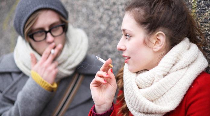 Rauchen, Entzündungen