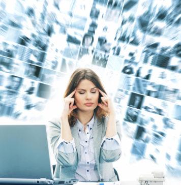 Stress, digitale Medien