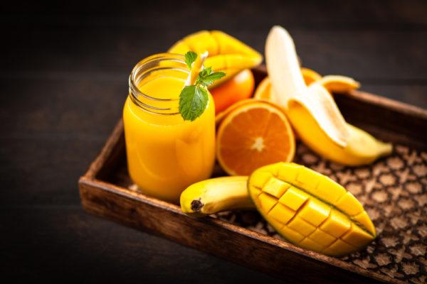 Tangy Mango Smoothie