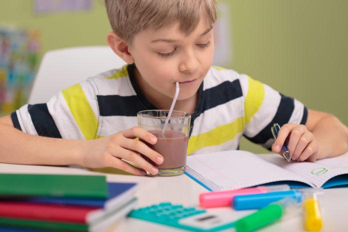 Zucker, Schule