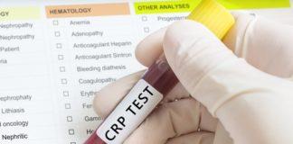 CRP-Wert Entzündung Infektion