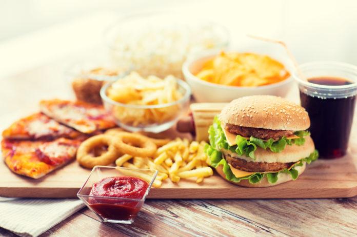 Fastfood, Depressionen