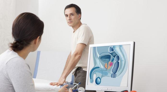 chronisch-entzündliche Darmerkrankungen, Prostatakrebs