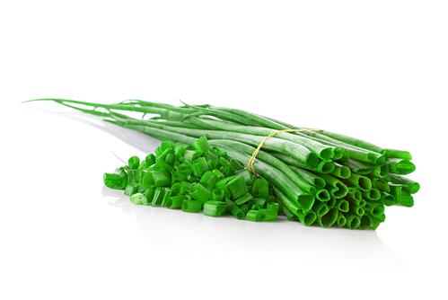 Kräuter-Schnittlauch-Heilkräuter-Pflanze