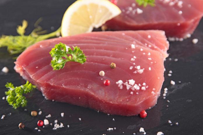 Quecksilber, Fisch