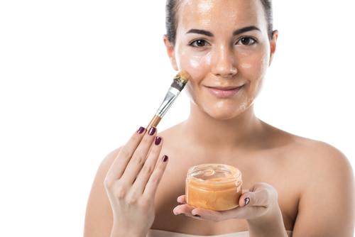 Wie sollte Manuka Honig angewendet werden - maske