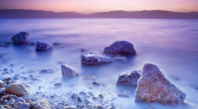 Magnesium und Magnesiummangel Oft fehlt der lebenswichtige Mineralstoff, Totes Meer