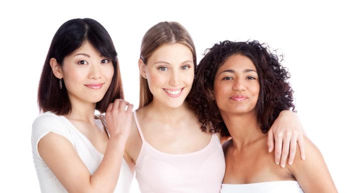 ethnische Gruppen, Mikrobiom