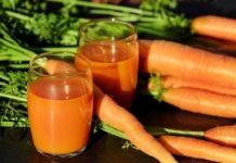 Vitamin A Karotten