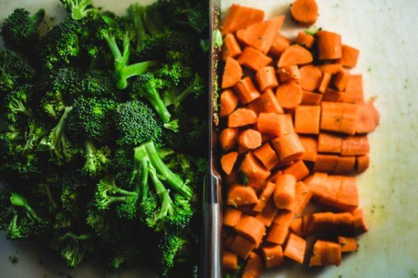 Vitamin A Karotten Brokkoli