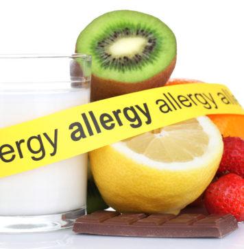 Multiple Sklerose, Nahrungsmittelallergien