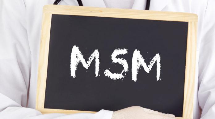 MSM organischer Schwefel