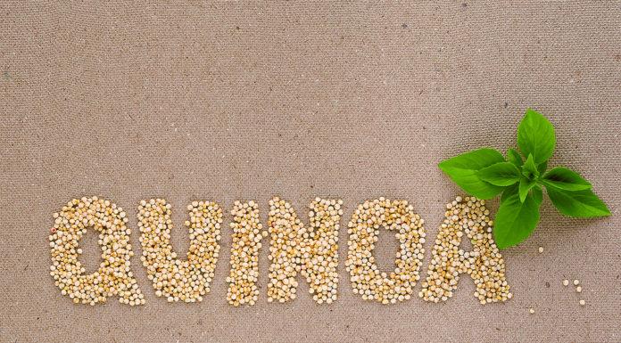 Quinoa, Superfood