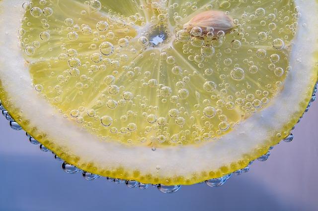 Vitamin C Zitrone