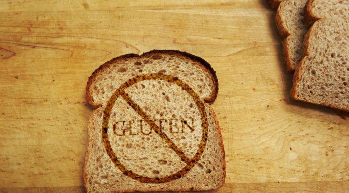 Zöliakie Test Toastscheibe Glutenfrei