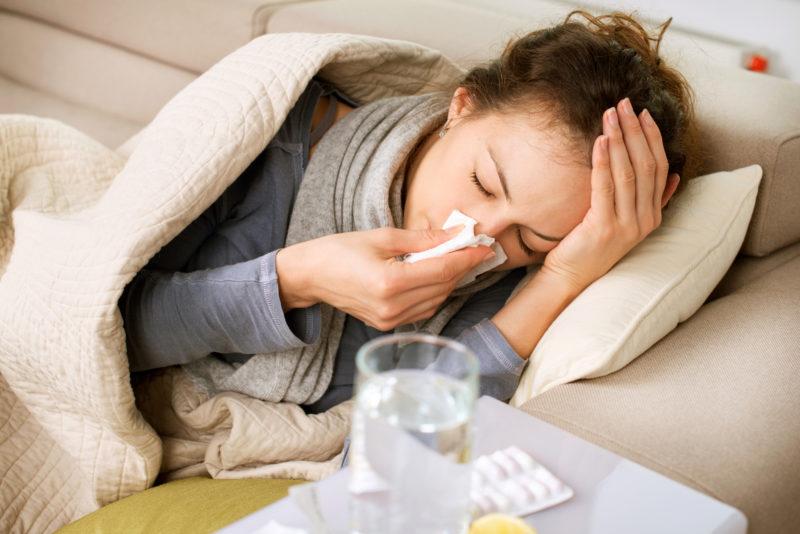Immunsystem stärken Infekt