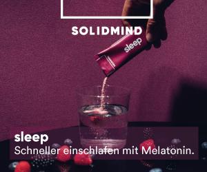 Sleep - besser einschlafen mit Melatonin